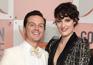 Watch Andrew Scott Come to Phoebe Wallace-Bridge's Rescue After She Suffered…