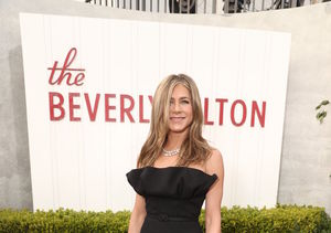 Jennifer Aniston Talks 'Wonderful' Golden Globes Return