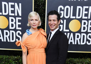 Pregnant Michelle Williams Gives Passionate Globes Speech, Makes It Official…