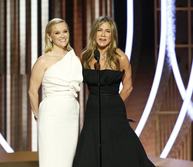 Pics! Inside the 2020 Golden Globes