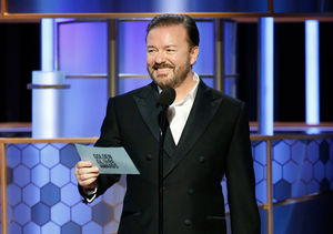 Ricky Gervais' Humorous Take on Emmy Loss as He's Honored for…
