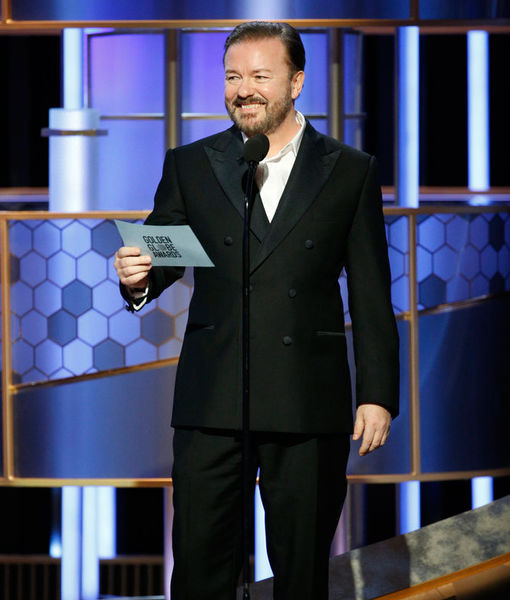 Ricky Gervais' Humorous Take on Emmy Loss as He's Honored for Animal…