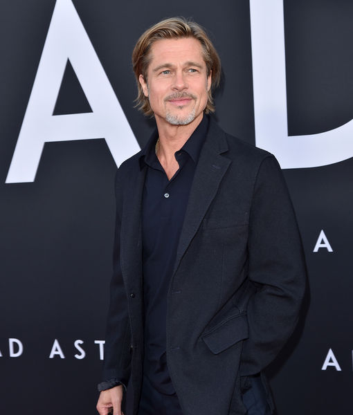 Brad Pitt on His Latest Award, How He Picks Movies... and That Promise to Dance More!