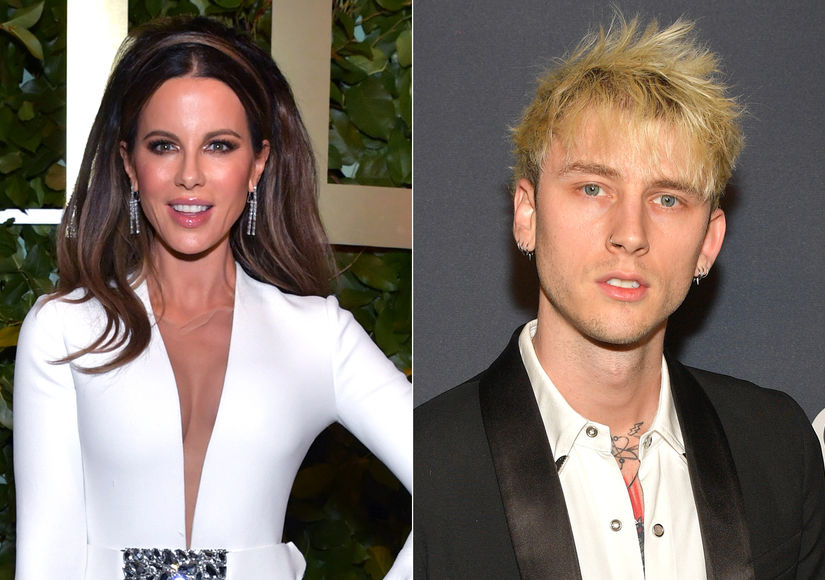 Is Kate Beckinsale Dating Pete Davidson's BFF Machine Gun Kelly?