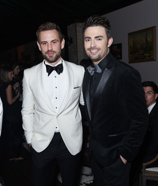 nick-viall-jonathan-bennett-getty1197770701