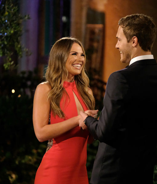 'The Bachelor's' Peter Weber Gives Hannah B. 'Tons of Props' and Gushes…