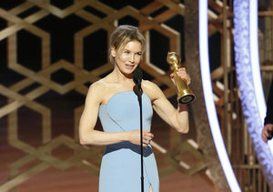 Why Renée Zellweger Already Had a 'Special Night' Before Her Golden Globes…