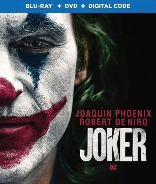 Win It! 'Joker' on Blu-ray, DVD, and Digital