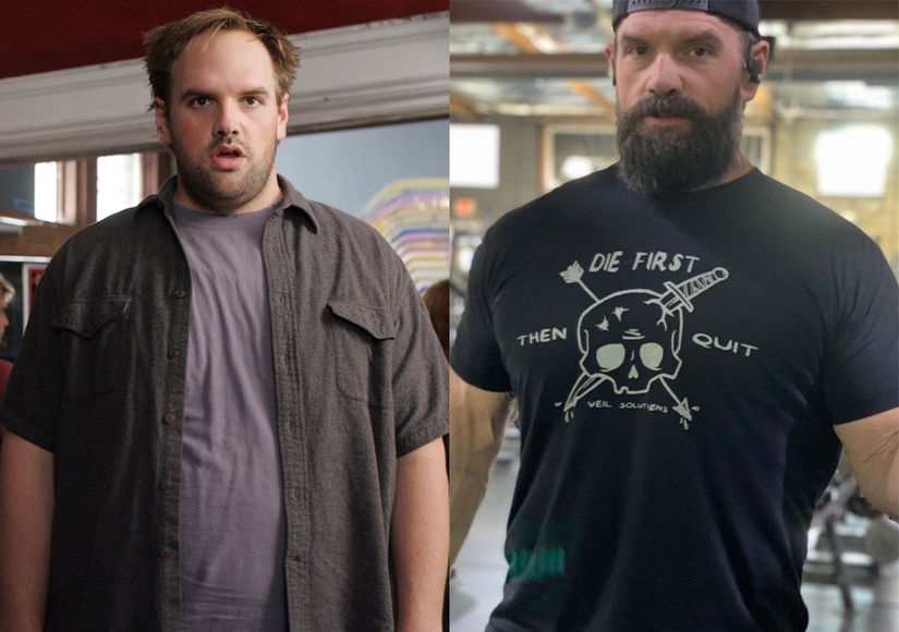 Actor Ethan Suplee on His Amazing Transformation, and Losing More than 100 Lbs.