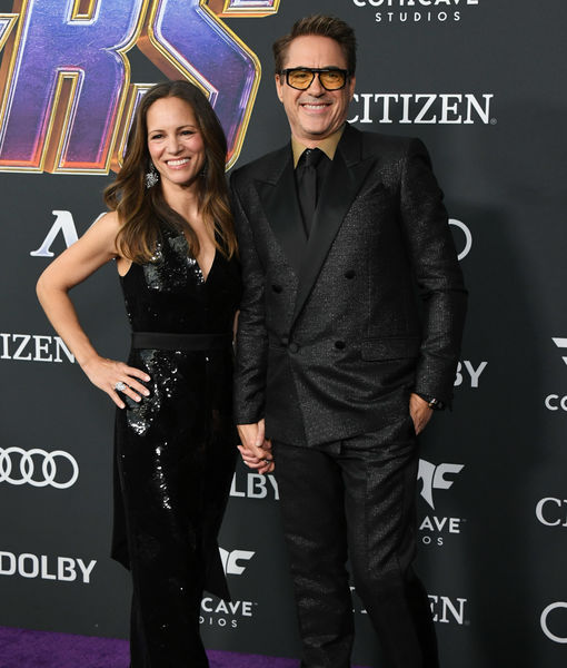 Robert Downey Jr. & Wife Susan's Secret to a Long-Lasting Marriage