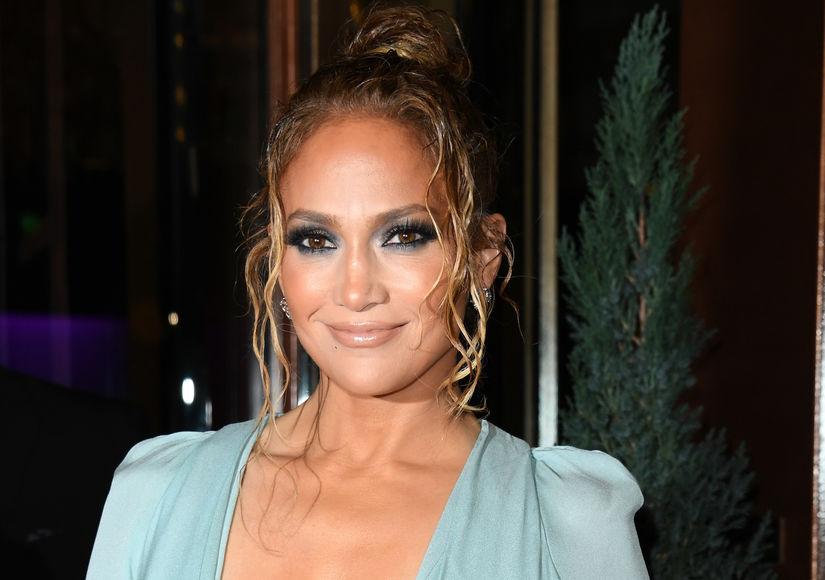 J.Lo Dares to Bare, Talks Super Bowl Prep