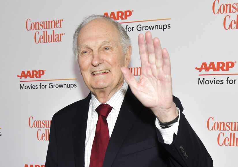 Alan Alda Talks Living with Parkinson's and Not Giving Up Acting