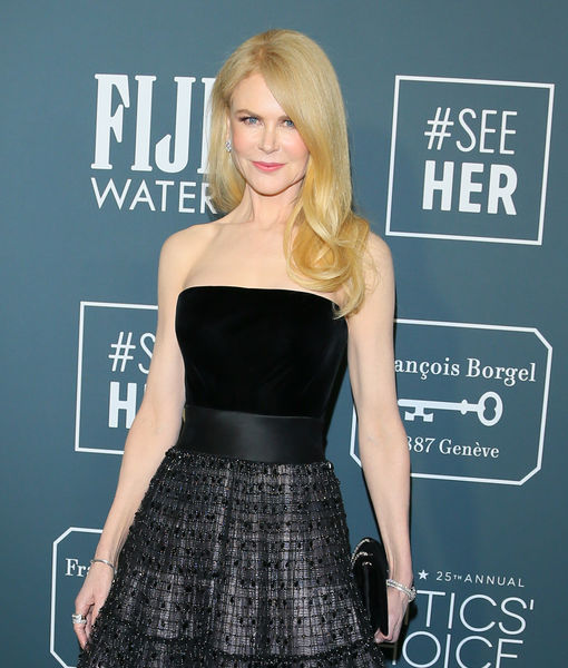 Nicole Kidman on Wildfires: People Should 'Give Whatever They Can Give'