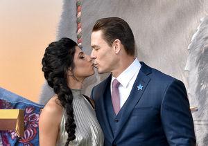Just Married! John Cena & Shay Shariatzadeh Tie the Knot