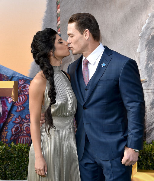 Just Married! John Cena & Shay Shariatzadeh Tie the Knot