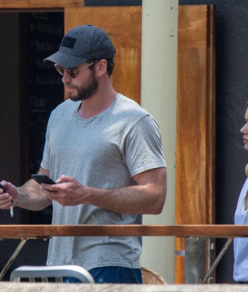 Liam Hemsworth Packs on the PDA with New GF Gabriella Brooks
