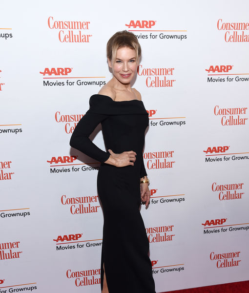 Renée Zellweger on Judy Garland's Legacy, Plus: Her Surprising Career Choice Before Acting