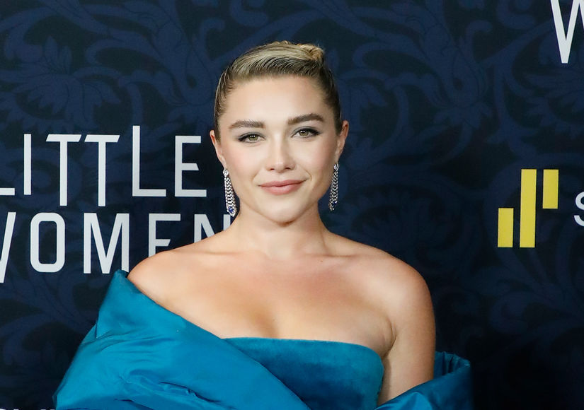 Florence Pugh on Her Oscar Nomination… and Topless Reaction
