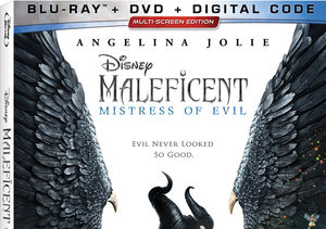 Win It! 'Maleficent: Mistress of Evil' on Blu-ray, DVD, and Digital