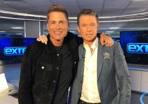 LOL! Rob Lowe Keeps It Real About Being Sexy at 55