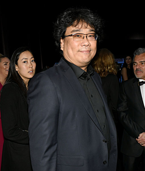 Bong Joon Ho Reacts to 'Parasite' Landing 6 Oscar Nominations