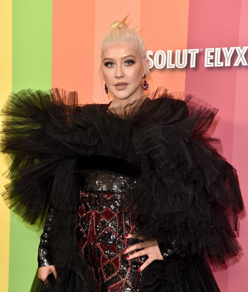 Christina Aguilera Posts Rare Pic with Ex-Husband Jordan Bratman