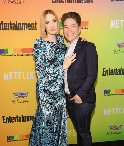 Molly Bernard Engaged to GF Hannah Lieberman — See Her Ring!