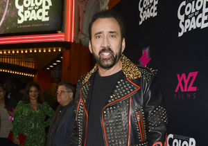 Nicolas Cage Gets Real About Divorce and 'Marriage Story,' Plus:…