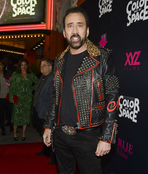 Nicolas Cage Gets Real About Divorce and 'Marriage Story,' Plus: His Movie…