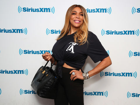 Does Wendy Williams Have a Quarantine Boo? Plus, She Talks Filming from Home, and More