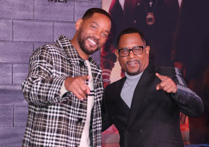 Will Smith & Martin Lawrence Talk On-Screen Reunion for 'Bad Boys for…