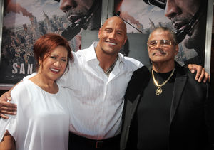 Dwayne 'The Rock' Johnson's Father Rocky 'Soulman' Johnson…