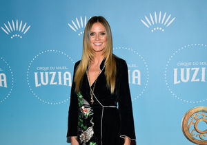 Heidi Klum Speaks Out About Her Experience Working on 'AGT,' and More Celeb…