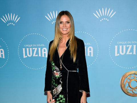 Heidi Klum Speaks Out About Her Experience Working on 'AGT,' and More Celeb Headlines