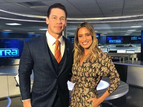 John Cena Teases 'Fast & Furious 9,' Plus: He Talks WWE Future and 'Dolittle'