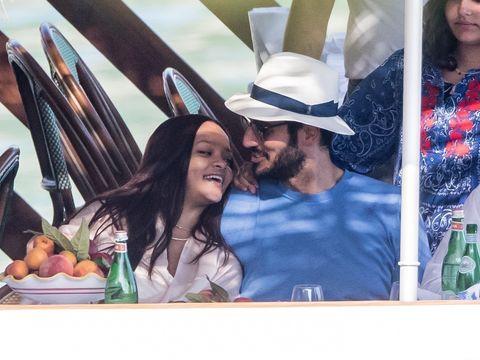 Report: Rihanna & Hassan Jameel Split