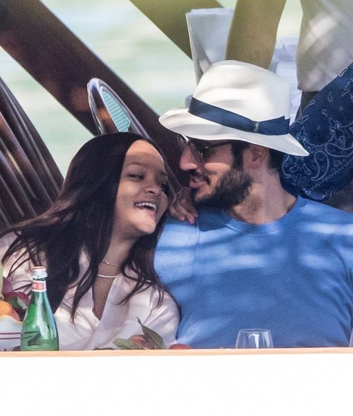 Report: Rihanna & Hassan Jameel Split