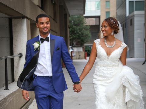Brandon Reid & Taylor Dunklin Split Before Their TV Wedding Aired!