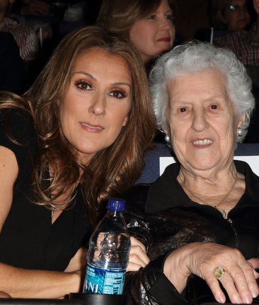Céline Dion's Mother Thérèse Dies on Anniversary of Her Son Daniel's…