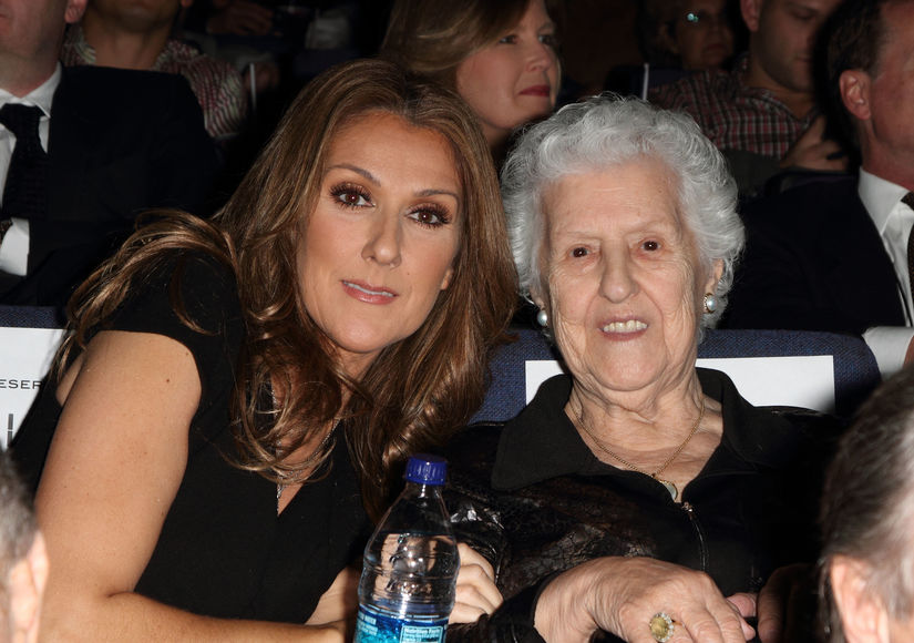 Céline Dion Opens Up About Her Mom's Death