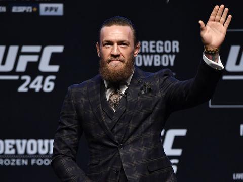 Conor McGregor Makes Major Prediction About UFC Fight with Cowboy