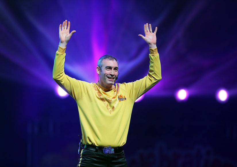 Wiggles Singer Greg Page Rushed to a Hospital