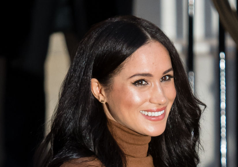 The Totally Normal Thing Meghan Markle Was Spotted Doing In Canada!