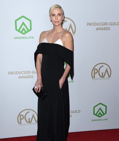 Charlize Theron's Kids Aren't Impressed with Just Nominations: 'Can You Try a…
