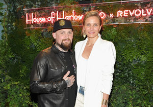 Unique Middle Name! Cameron Diaz & Benji Madden's Baby Girl's…