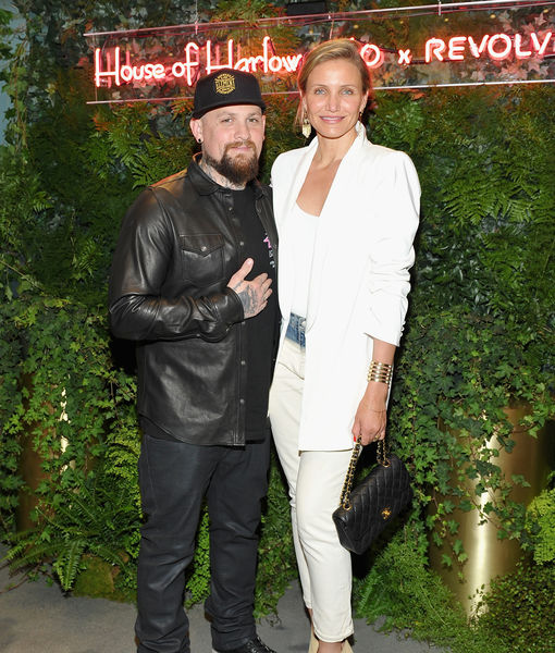 Unique Middle Name! Cameron Diaz & Benji Madden's Baby Girl's Birth Certificate Revealed