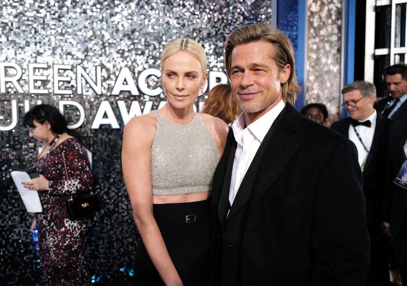 charlize-theron-and-brad-pitt-sag-2020gettyimages-1200616009