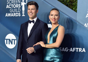 Scarlett Johansson Marries Colin Jost