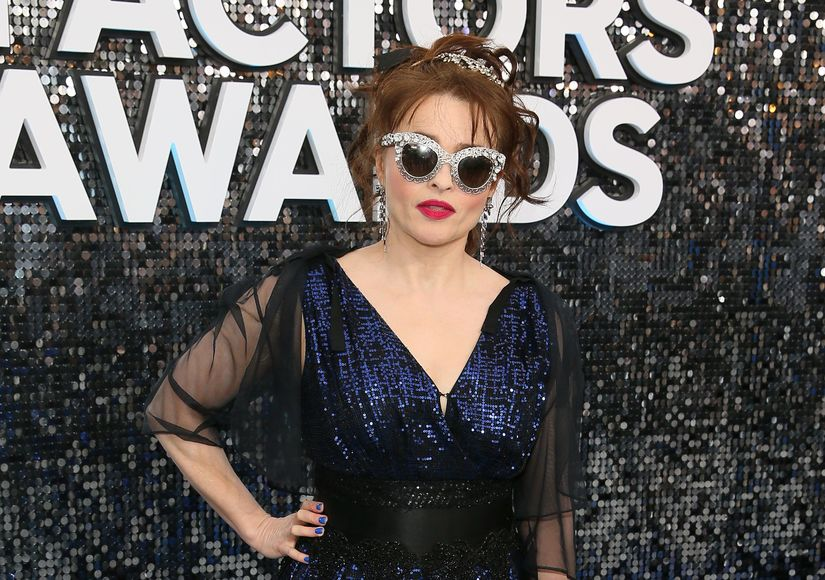 Helena Bonham Carter Weighs In on Prince Harry & Meghan Markle's Royal…