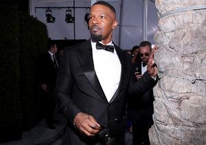Jamie Foxx on the Oscars' Diversity Controversy